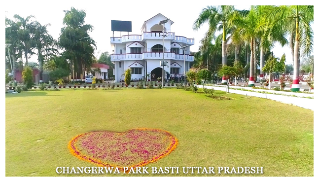 Changerwa Park Basti Uttar Pradesh